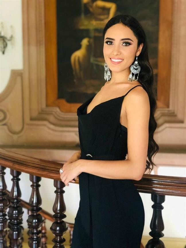 Karolina Vidales Finalist Miss world Mexico 2020