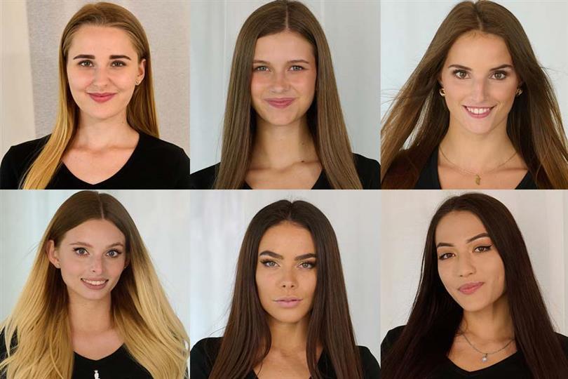 Miss Czech Republic 2021 Meet the Semi-finalists