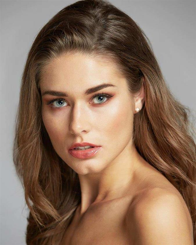 Karolina Kokesova Miss Global Czech Republic 2019