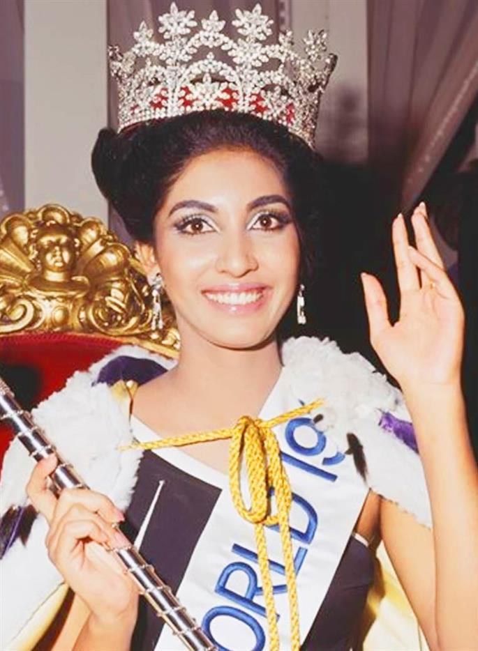 Miss World winners from India