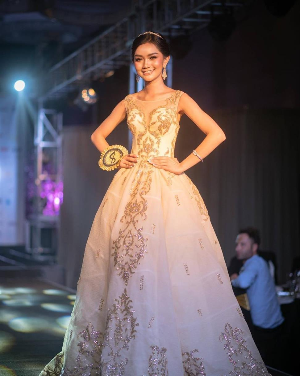 Somnang Alyna crowned Miss Universe Cambodia 2019