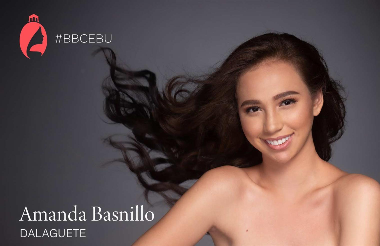 Amanda Basnillo representing Dalaguete