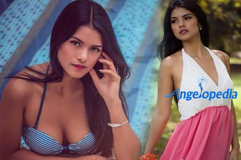 Lessie Giler crowned Miss Earth Ecuador 2017