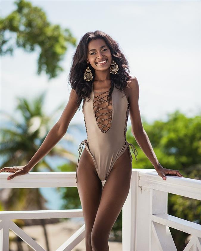Miss World Haiti 2018 Top 4 Hot Picks by Angelopedia