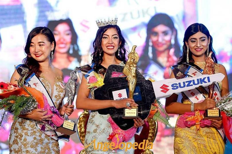 Urussa Joshi crowned Miss Grand Nepal 2018