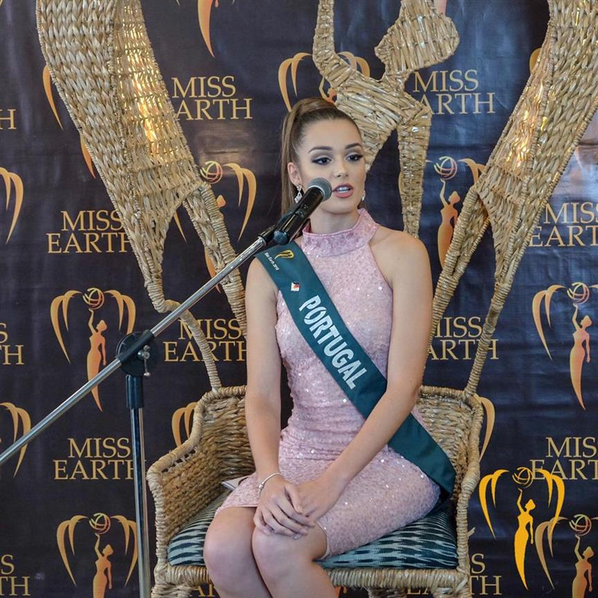 Best Performances of Miss Earth 2018 Intelligence and Advocacy Round