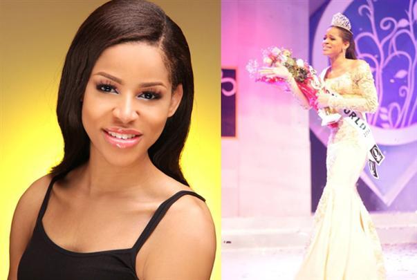 Iheoma Nnadi Miss Nigeria 2014