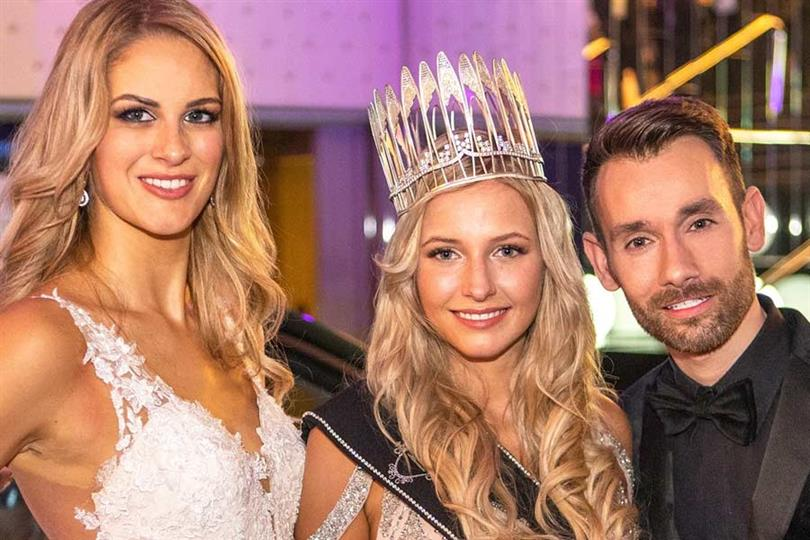 Caro van Gorp crowned Miss Earth Belgium 2019