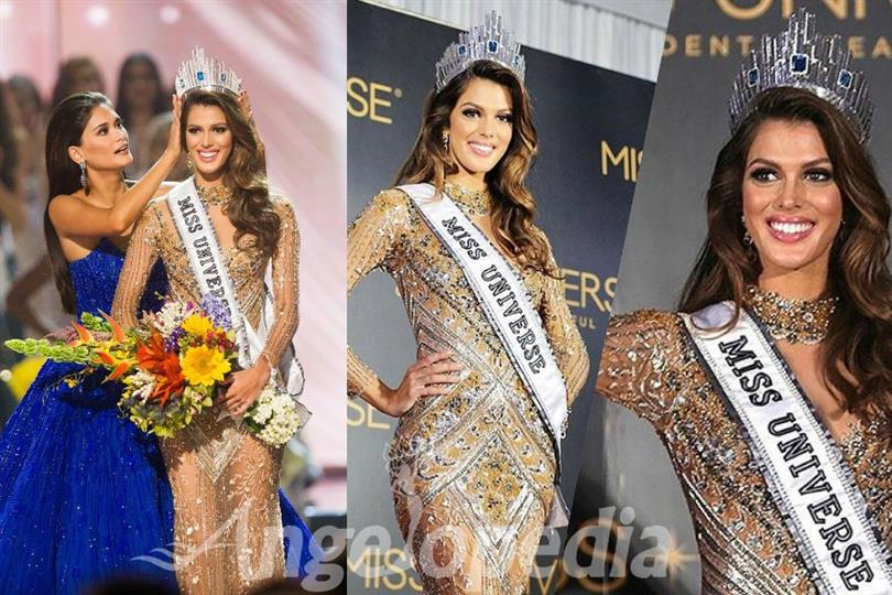 Final answer of Miss Universe 2016 Iris Mittenaere wrongly interpreted?