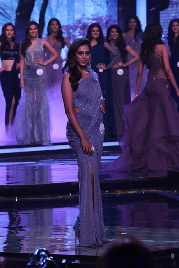 Miss India 2018 Top 5 Hot Picks Evening Gown