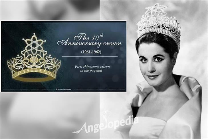 The 10th Anniversary Crown/ The Rhinestone Crown (1961-1963)