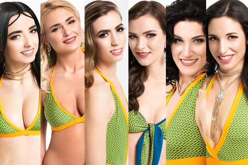 Miss Earth Slovenia 2018: Meet The Contestants