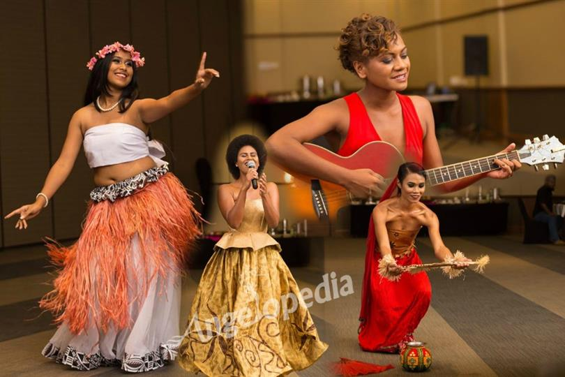 Miss World Fiji 2017 Private Judging Event