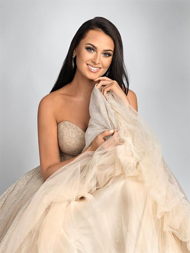 Helena Heuser crowned Miss Universe Denmark 2018