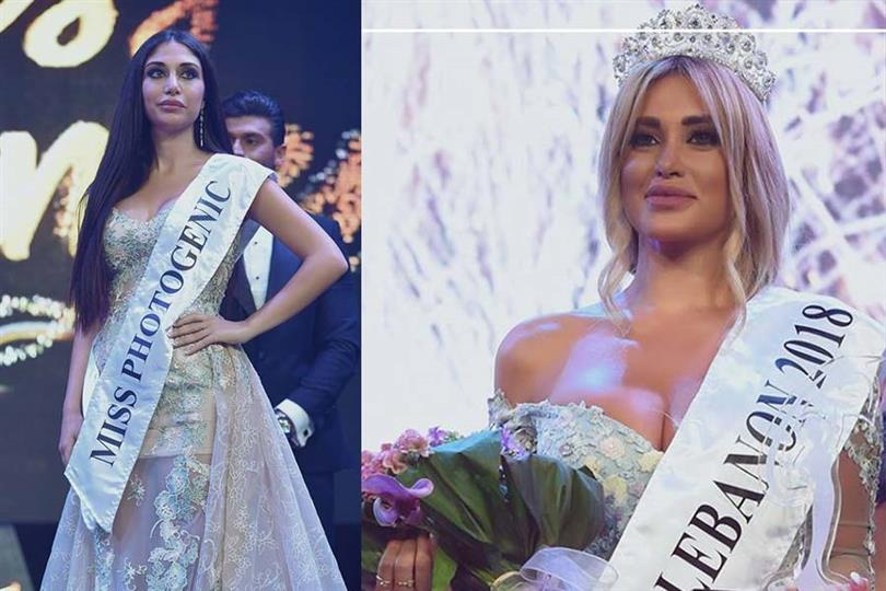 Miss Earth Lebanon 2018 Eliane Zgheib