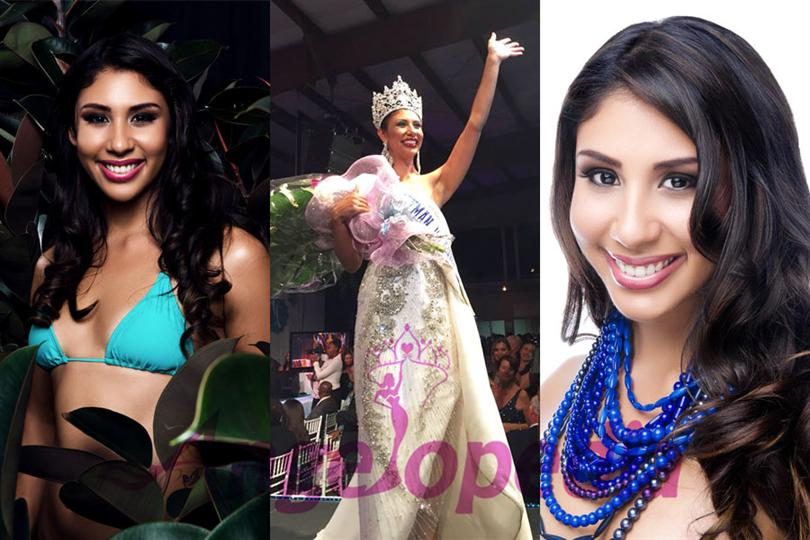 Miss Cayman 2015 winner