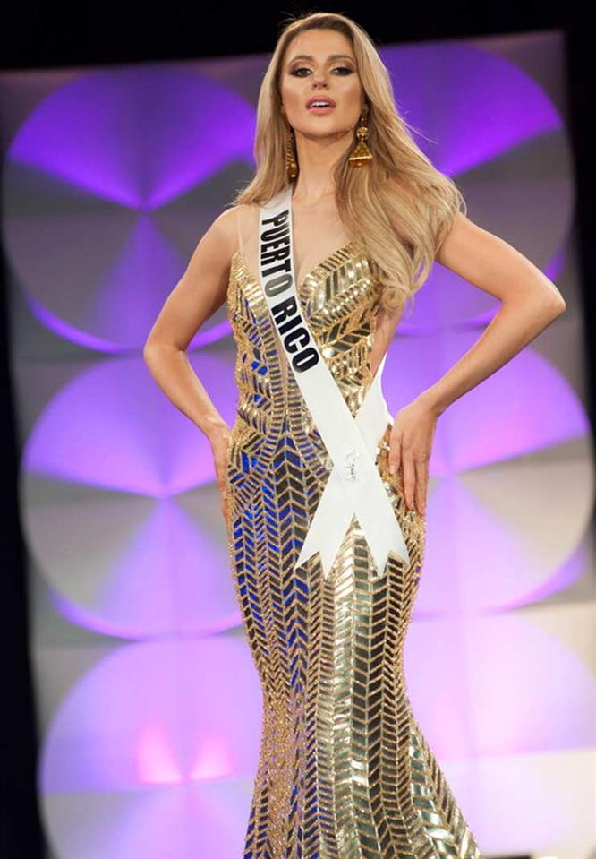 Madison Sara Anderson Berríos Miss Universe Puerto Rico 2019