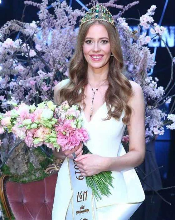 Natália Hrušovská from Nitra crowned Miss Supranational Slovakia 2018 for Miss Supranational 2019