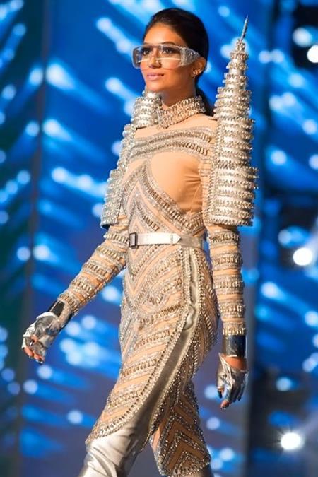 Kiran Jassal Miss Universe Malaysia 2016
