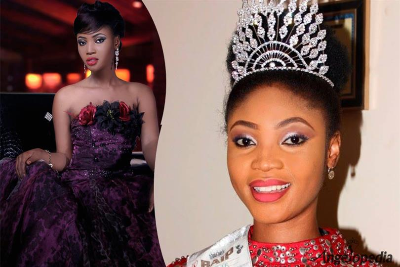 Rita Oguebie appointed as Miss Supranational Nigeria 2017