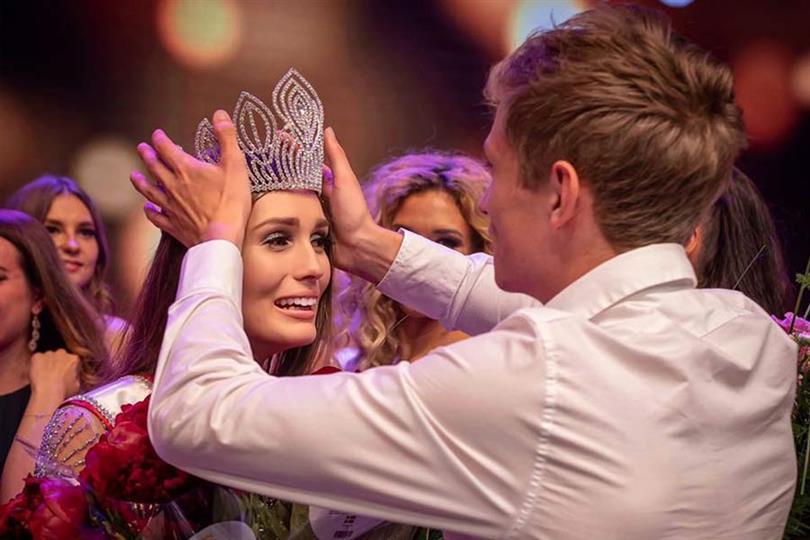 Katja Stokholm crowned Miss Universe Denmark 2019