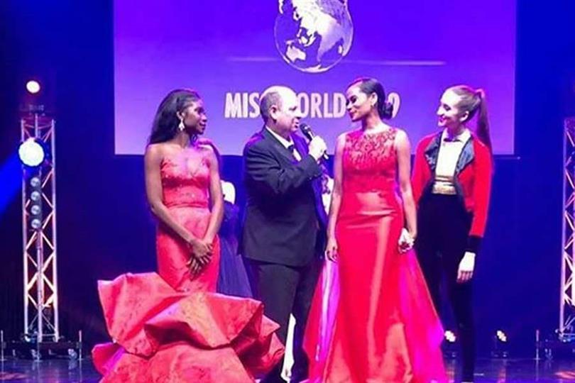 Jamaica's Toni-Ann Singh wins Talent Competition, advances to Top 40 Miss World 2019