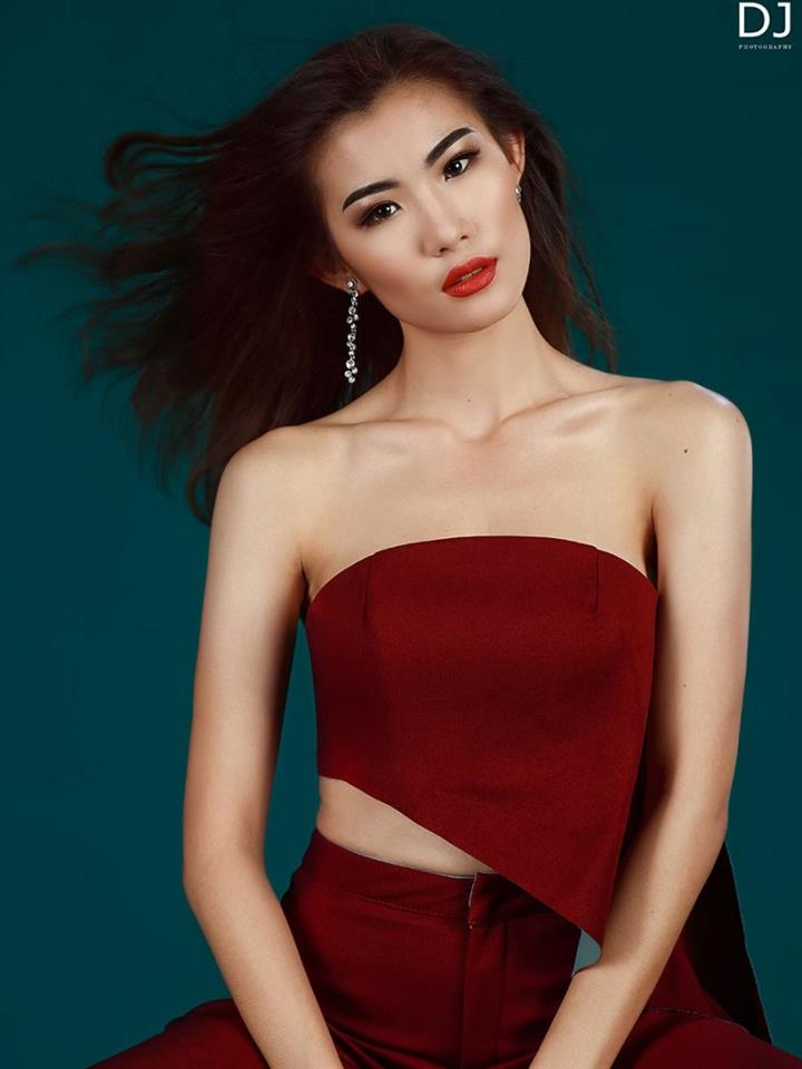 Mway Phoung Miss Intercontinental Myanmar 2018, our favourite for Miss Intercontinental 2018