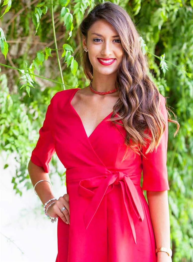 Susana Mayoral appointed Miss World Cáceres 2020 for Miss World Spain 2020