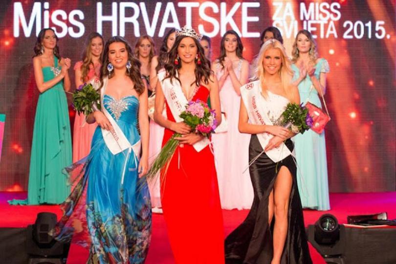 Miss Hrvatske za Miss Svijeta 2016 finale on June 17