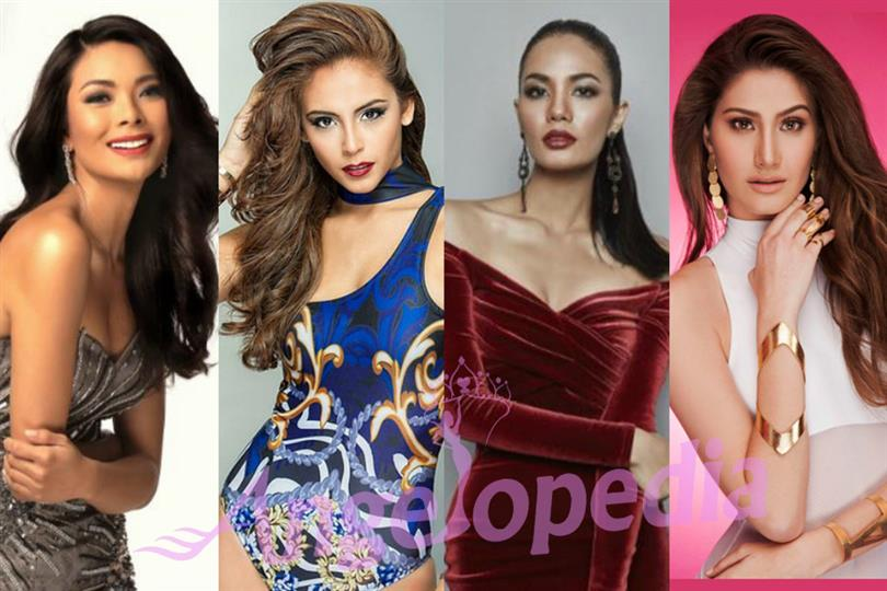 Miss Universe 2016 Top 12 Hot Picks