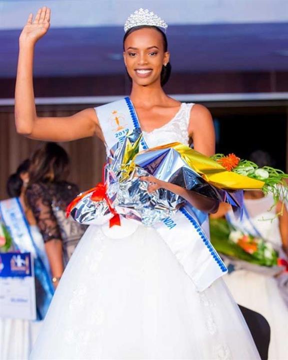 Shanitah Umunyana crowned Miss Supranational Rwanda 2019