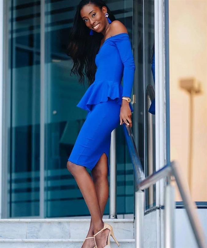 Miss Universe Barbados 2018 Top 5 Hot Picks by Angelopedia