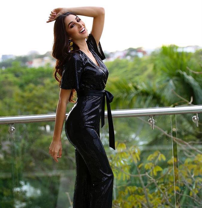 Meet Raquel Romero Mexicana Universal Tabasco 2018 for Mexicana Universal 2019