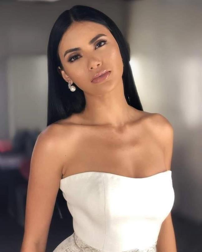 Gazini Ganados Miss Universe Philippines 2019