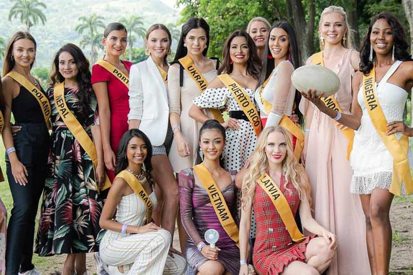 Miss Grand International 2019 Best in Preliminary Competition Live Stream and Updates