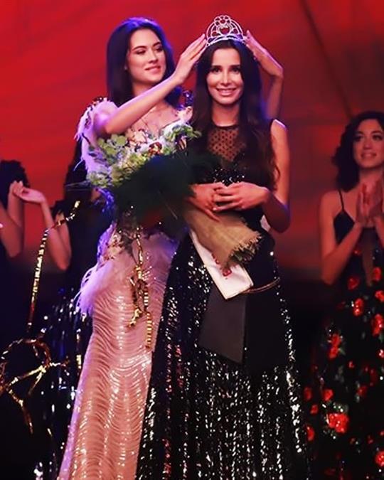 Katarina Mamic crowned Miss World Croatia 2019