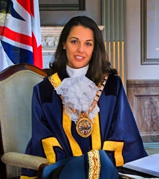 From Miss World to Mayor of Gibraltar: Miss World 2009 Kaiane Aldorino Lopez