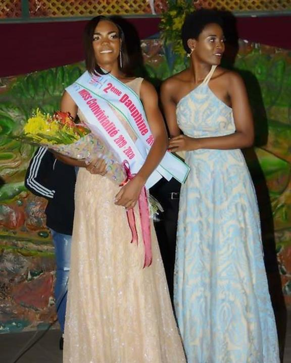 Vitania Louissaint replaces Emmanuella Michel as the new Miss Earth Haiti 2019