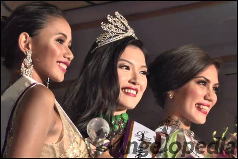 Miss Universe Singapore 2016 Winners Cheryl Chou, Tanisha Lissa Khan, Sonya Elisabeth Branson