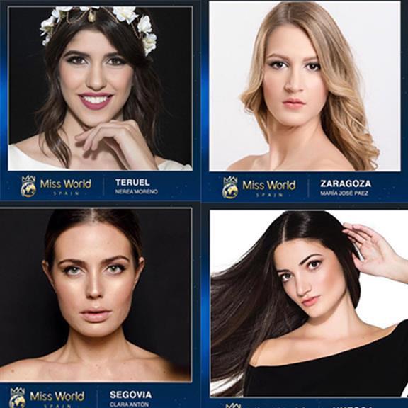 Road to Miss World Spain 2019 aka Miss Mundo España 2019