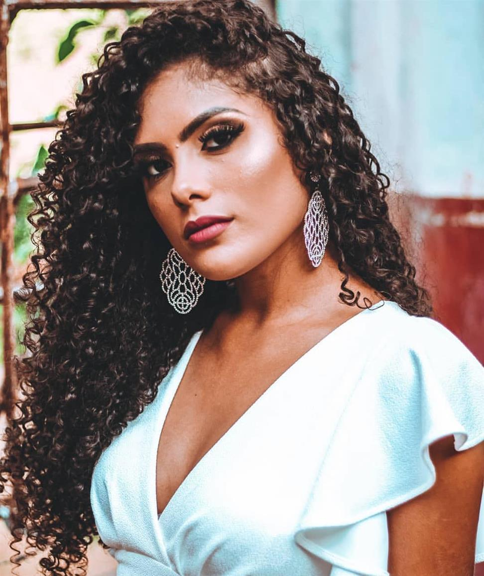 Alessandra Kelly crowned Miss Tocantins Be Emotion 2019 for Miss Universe Brazil 2019