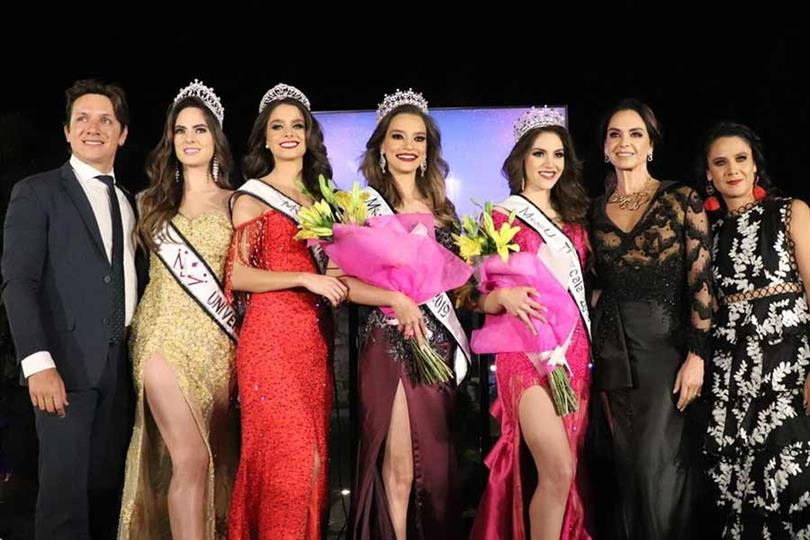 Camila Canto crowned Mexicana Universal Puebla 2019 for Mexicana Universal 2020