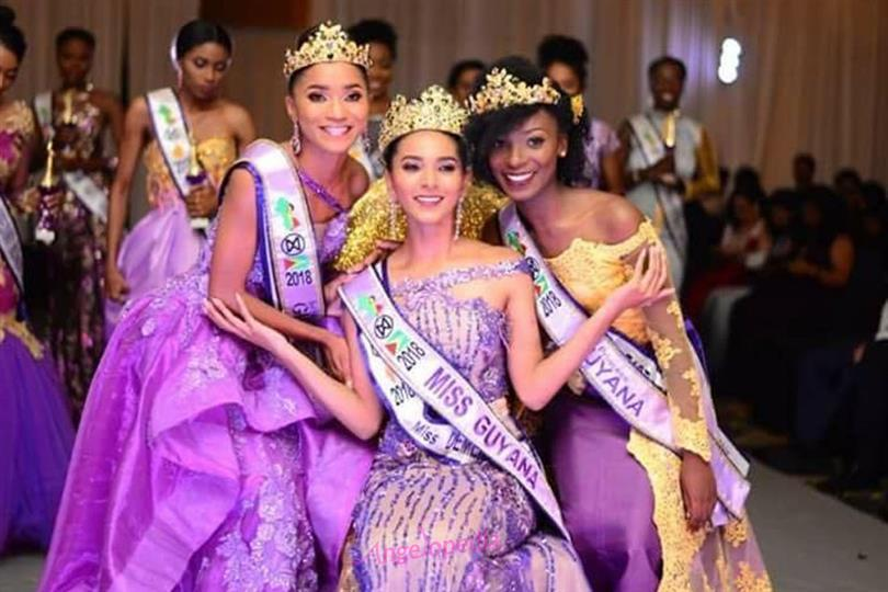 Ambika Ramraj crowned Miss World Guyana 2018
