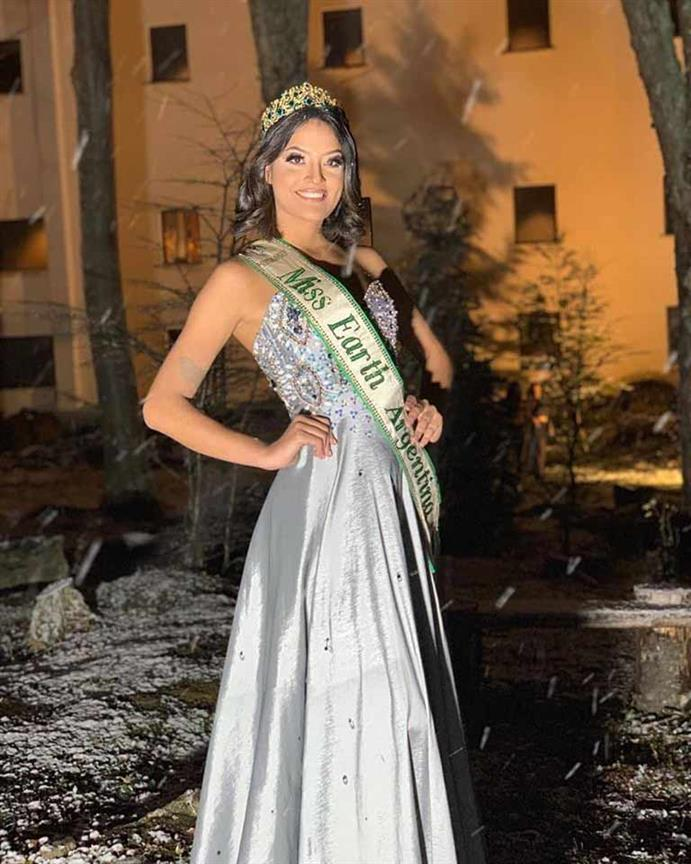 Florencia Fessler crowned Miss Earth Argentina 2019 for Miss Earth 2019