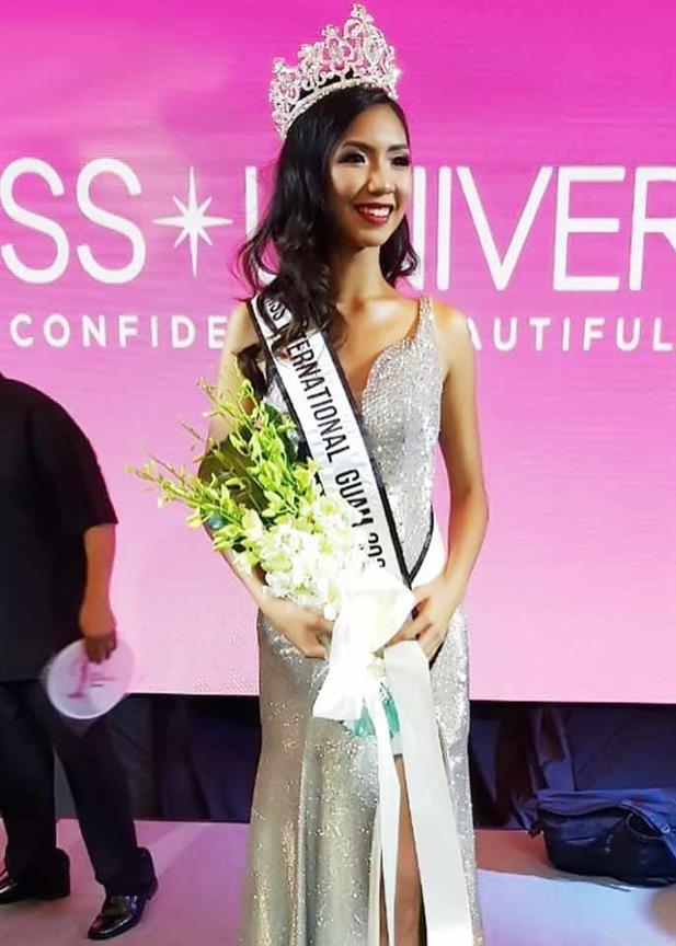 Franky Lynn Hill crowned Miss International Guam 2020