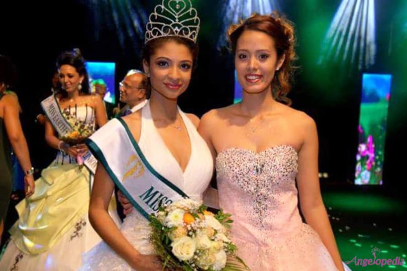Alexia Aupin crowned Miss Earth Reunion Island 2018