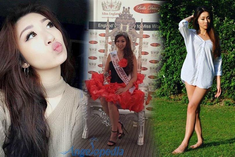 Miss England 2017 finalist Codie Yau's inspiring journey