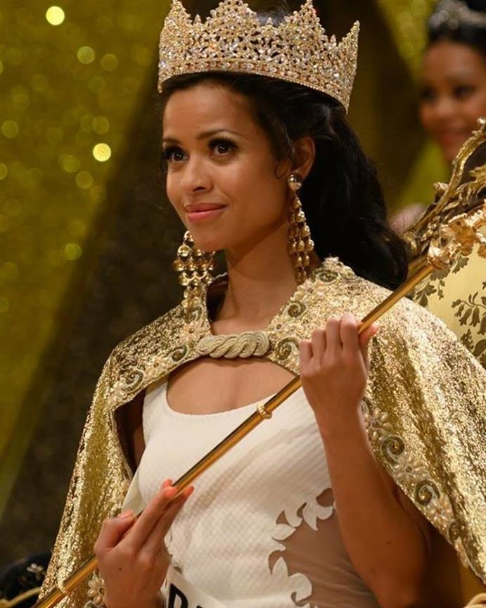 Gugu Mbatha-Raw to play Former Miss World Jeniffer Hosten in a new drama 'Misbehaviour'