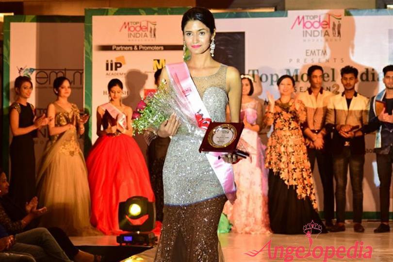 Shaan Suhas Kumar elected Miss Earth India 2017