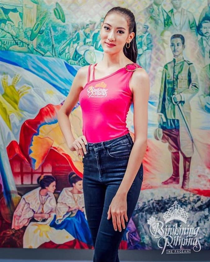Binibining Pilipinas 2019 Top 40: Pauline Cordero
